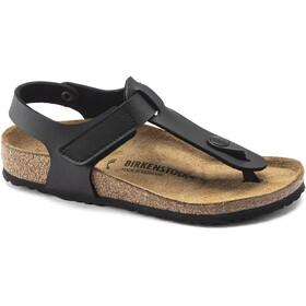 Birkenstock Kairo HL Sandals Birko-Flor Narrow Kids, zwart